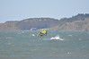 Crissy Field Windsufing 4-30-10 : Windsurfers at San Francisco's Crissy Field April 30th 2010