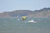 Crissy Field Windsufing 4-30-10 : Windsurfers at San Francisco's Crissy Field April 30th 2010